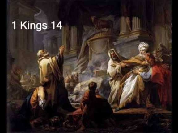 1 Kings 14 - Prophet Ahijah's Prophecy to King Jeroboam