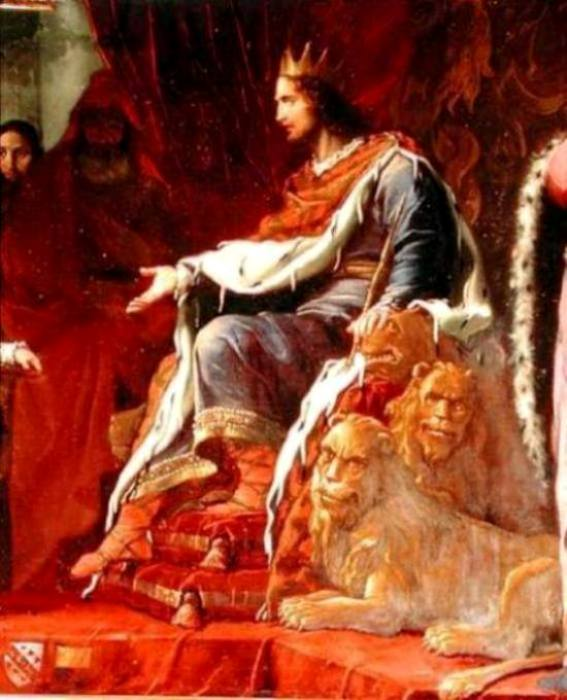 1 Kings 4: King Solomon's Princes and Officers.