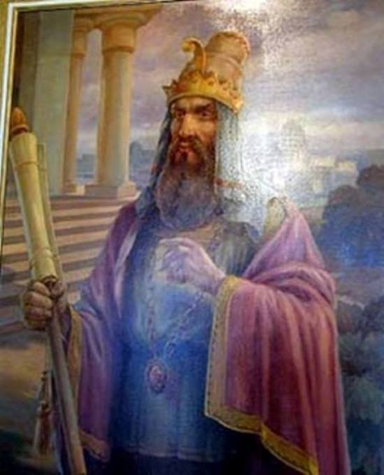 1 Kings 5 – King Solomon's Agreement with King Hiram
