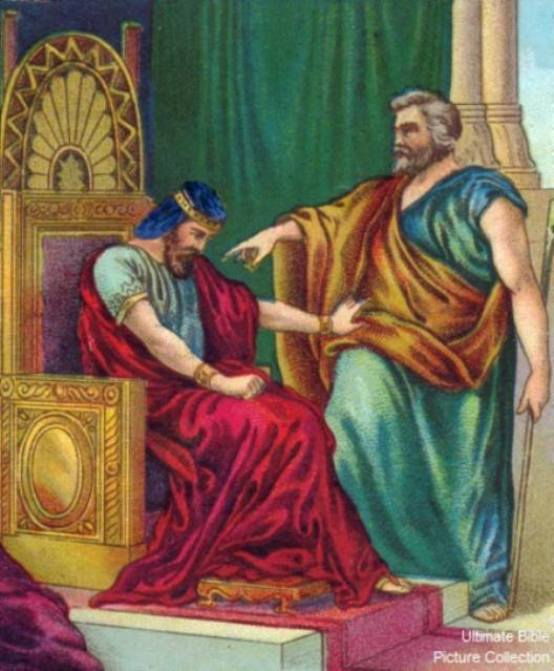 2 Chronicles 16 – King Asa's Treaty with Syria and the Confrontation with Prophet Hanani