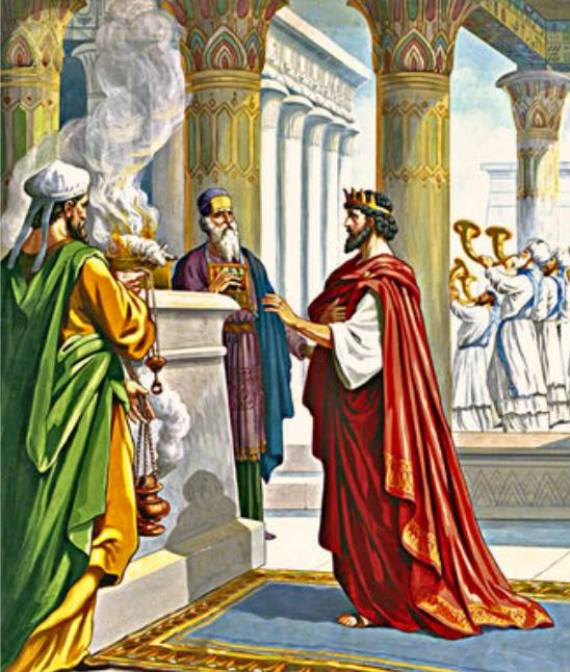 2 Chronicles 30: King Hezekiah Kept the Passover with the People.