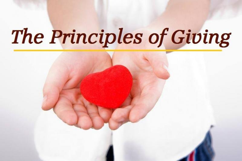 2 Corinthians 8 – Excel in Giving