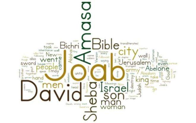 2 Samuel 20 - Sheba Rebelled Against King David