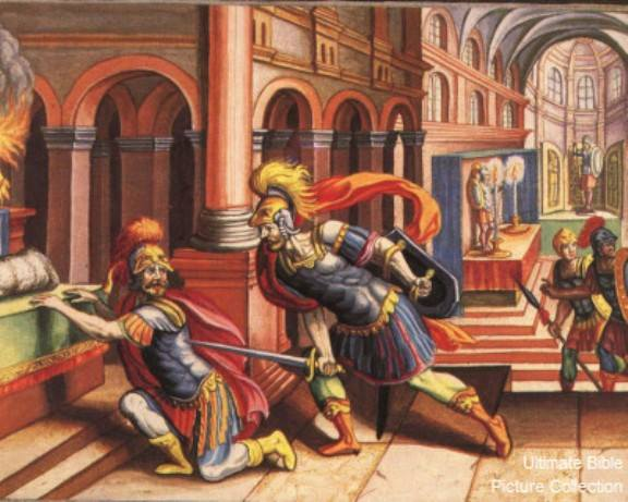 2 Samuel 3 – Joab Killed Abner in Revenge