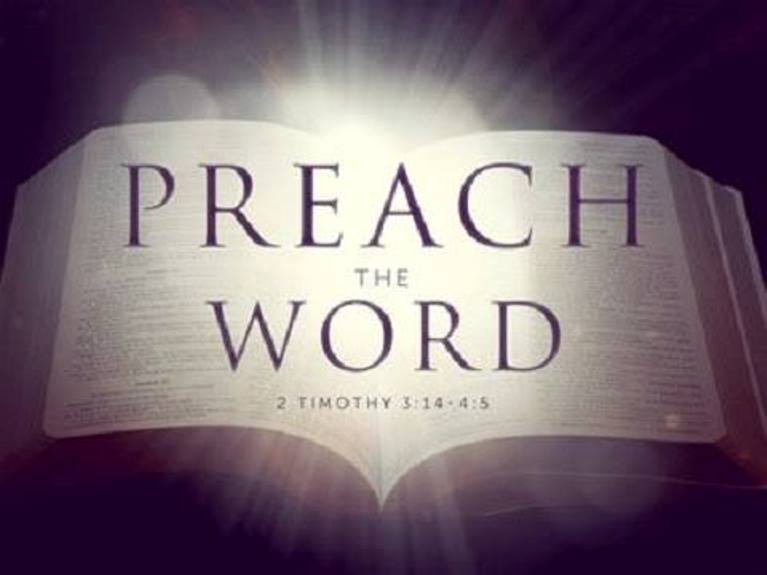 2 Timothy 4 – Preach the Word of God