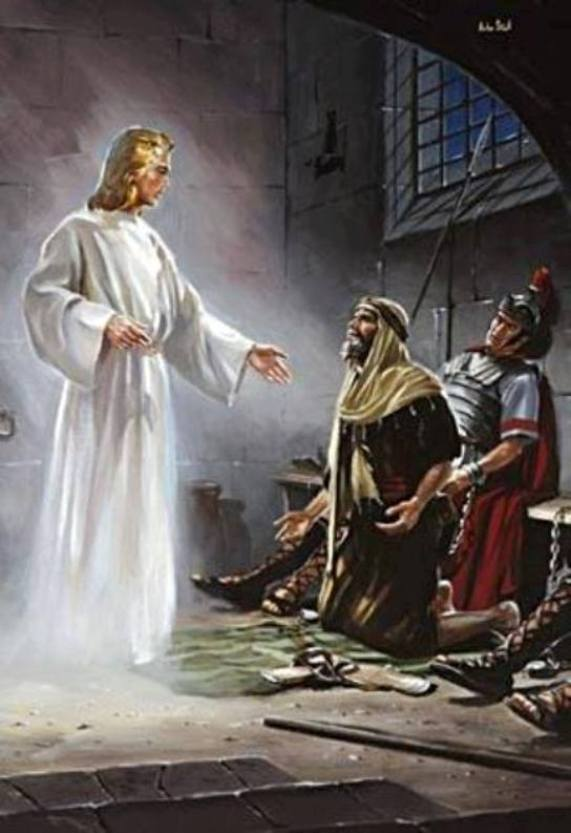 Acts 12 – Herod Killed James and Imprisoned Peter