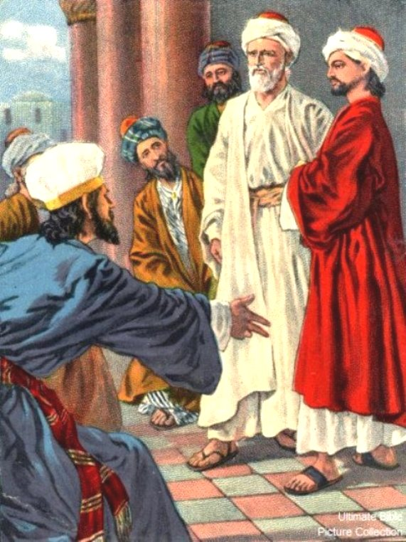Acts 4 – Peter and John Were Imprisoned