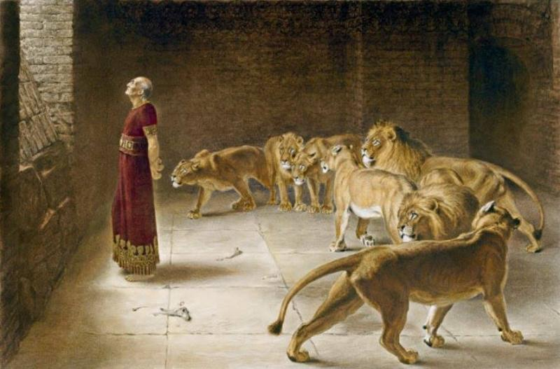 Daniel 6 – Fellow Governors Plotted Against Daniel, But GOD Saved Daniel from the Lion's Den