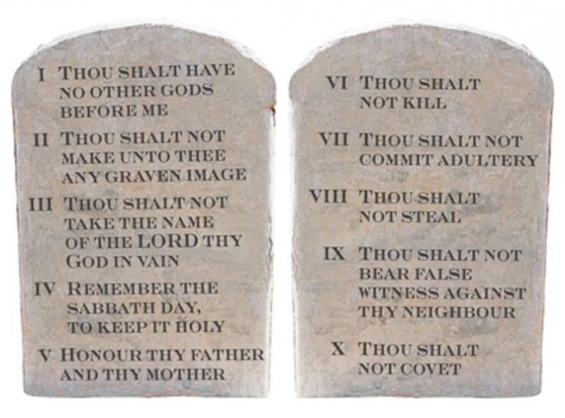 Deuteronomy 10 – The Second Pair of the Ten Commandments