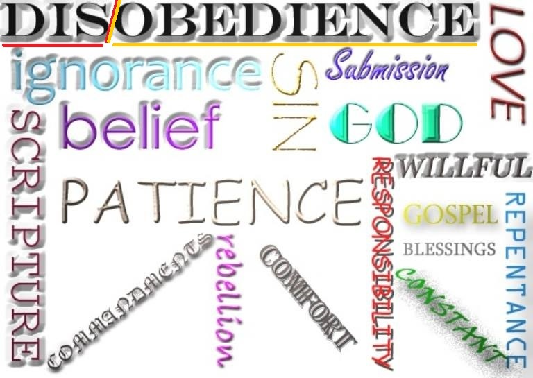 Deuteronomy 28: The Consequences of Obedience and Disobedience.