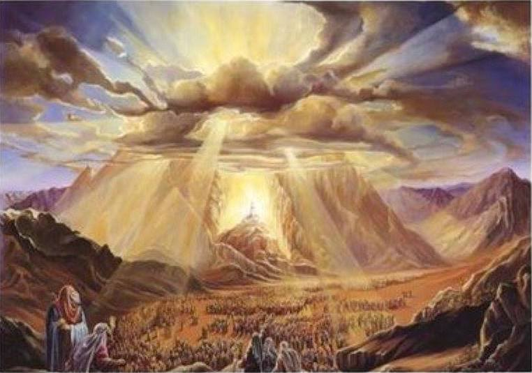 Exodus 19 – Israel at Mount Sinai