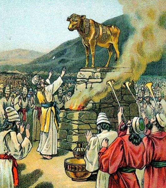 Exodus 32 – The Error with the Golden Calf