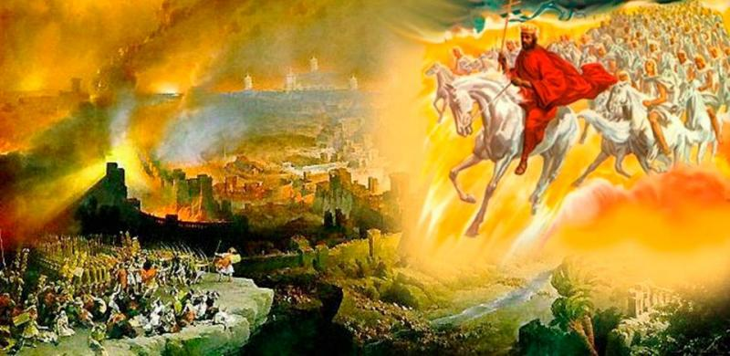 Ezekiel 39 – Gog's Armies Will Be Destroyed By GOD