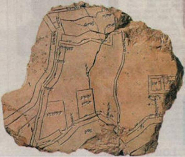 Ezekiel 4 – The Siege of Jerusalem Was Illustrated on a Clay Tablet As Instructed By GOD