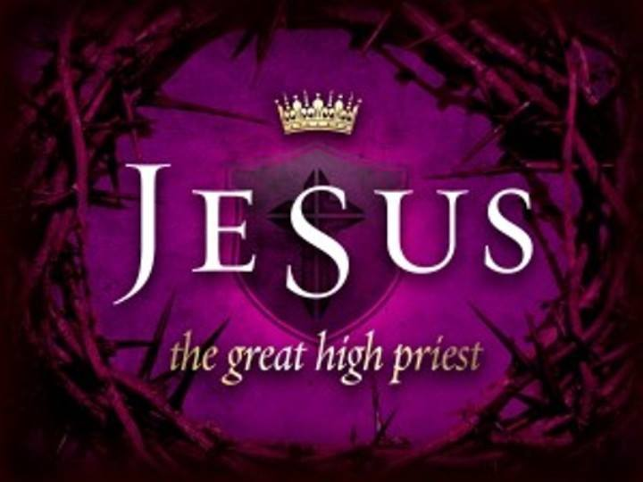 Ezekiel 45: The PRINCE and the Land, and JESUS IS THE GREAT HIGH PRIEST.