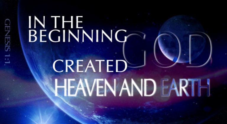 Genesis 1 - In the Beginning