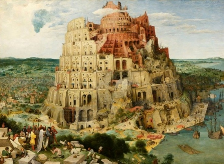 Genesis 11 – The Tower of Babel, and the Genealogies of Shem and Terah