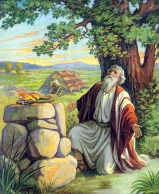 Genesis 12 – God Spoke to Abram and Abram Obeyed God