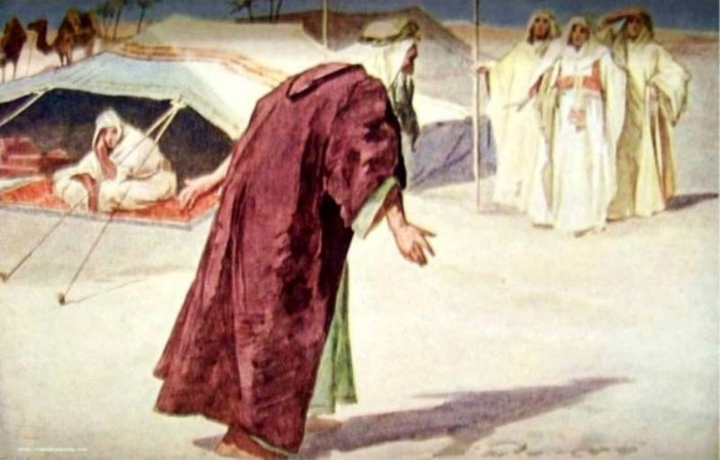 Genesis 14 – Lot was Captured and Then Later Rescued by Abram and His Men