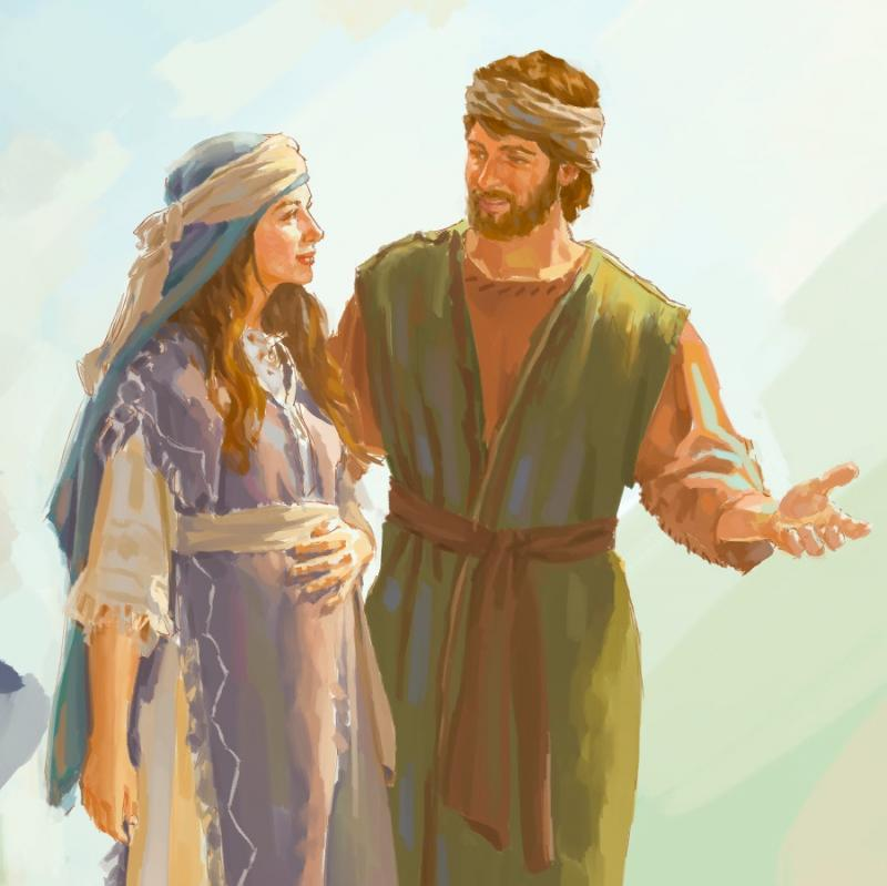 Genesis 16 - Hagar and Ishmael