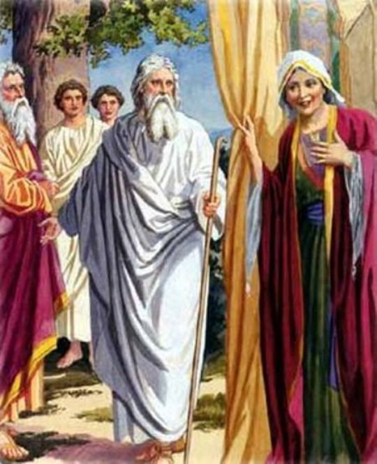 Genesis 20 - Abraham and King Abimelech
