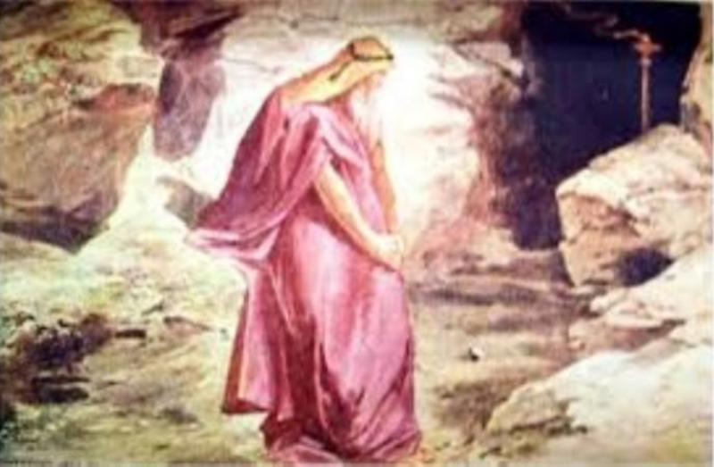 Genesis 23 - The Death and Burial of Sarah