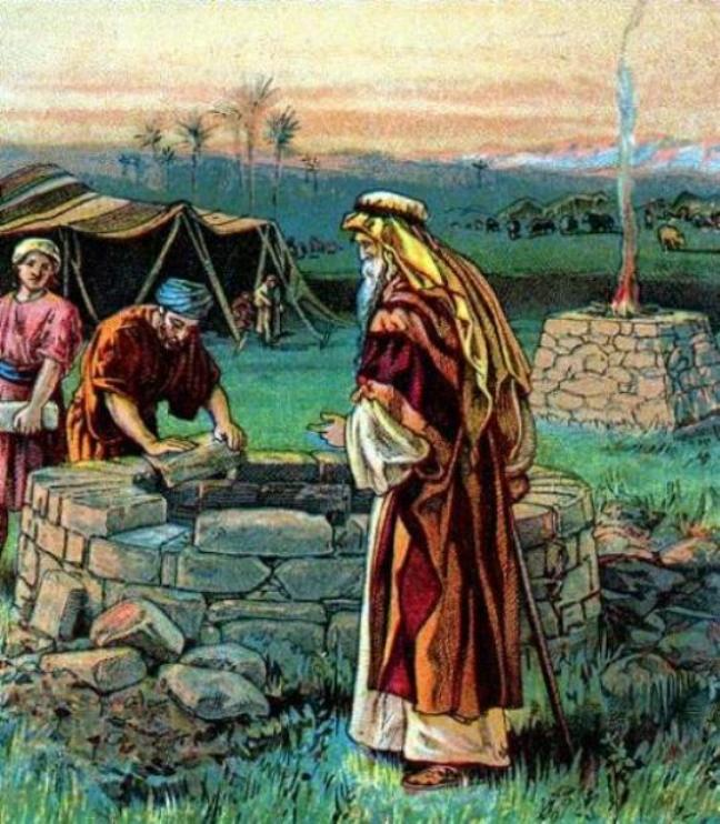 Genesis 26 – Isaac and King Abimelech