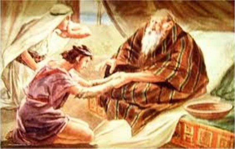 Genesis 27 - Jacob Received Isaac's Blessings Instead of Esau