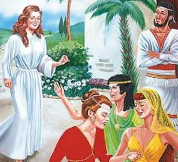 Genesis 34 - What Dinah's Brothers Did in Shechem