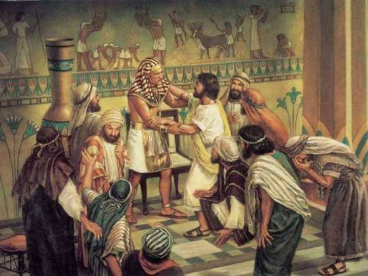 Genesis 45 – Joseph Finally Revealed His True Identity to His Brothers and He Sent for His Father Jacob