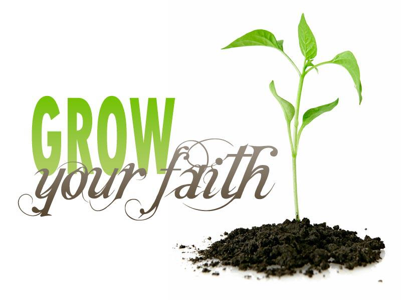 Grow Your Faith in God!