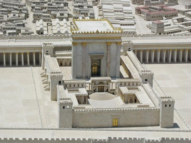 Haggai 2 – The Glory of the New Temple of GOD
