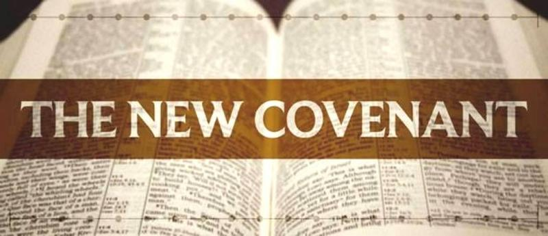 Hebrews 8 – The New Priest and the New Covenant
