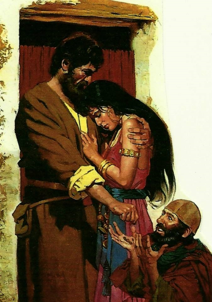 Hosea 3 – Hosea and the Adulteress, Plus the Prophetic Meanings