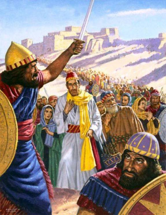 Isaiah 39: The Babylonian Captivity of Judah Was Foretold and Prophesied by Prophet Isaiah.