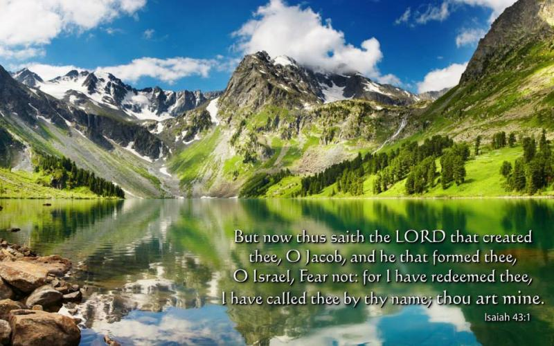 Isaiah 43 – GOD Is The Only Redeemer