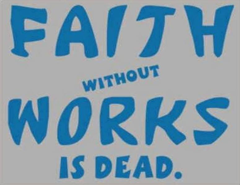 James 2 – Faith Without Works Is Dead