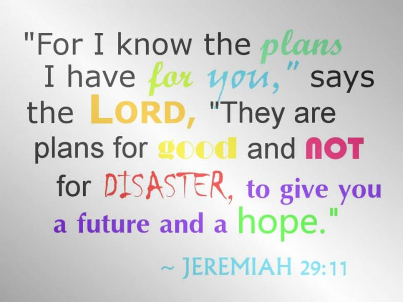 Jeremiah 29 – Prophet Jeremiah's Letter to the Captives with GOD's Promises to His People