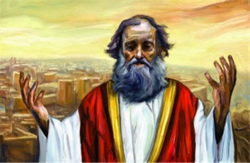 Jeremiah 44 – Prophet Jeremiah Prophesied to the Jews in Egypt