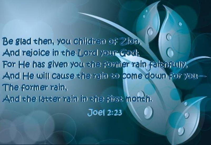 Joel 2 – The Prophecy That the Day of the LORD Is Coming
