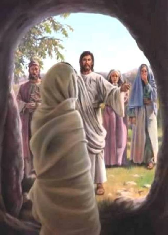John 11 – Jesus Raised Lazarus Back to Life