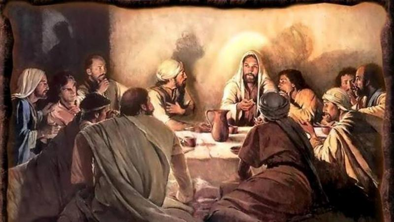 John 13 – Jesus Taught the Disciples How to Serve Others