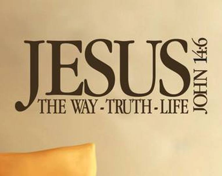 John 14 – Jesus Is the Way, the Truth, and the Life