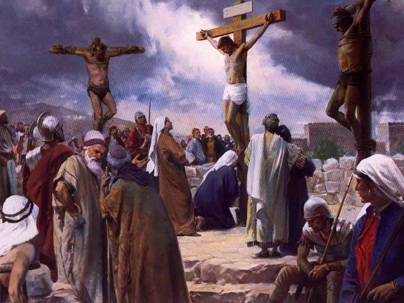 John 19 – The Crucifixion and the Burial of the Lord Jesus