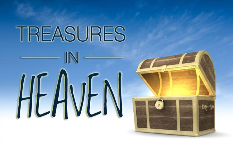 Luke 12e – Jesus Preached About How We Can Store Our Treasures in Heaven, and How We Should Wait for Him and Be Ready for Him