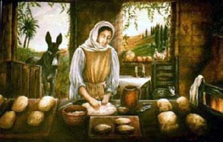 Luke 13e – Jesus Told the Parable of the Leaven