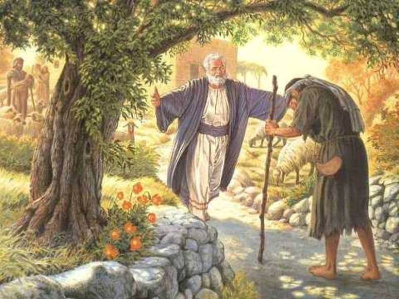 Luke 15: Jesus Told the Parables of the Lost Sheep, the Lost Coin, and the Lost Prodigal Son.