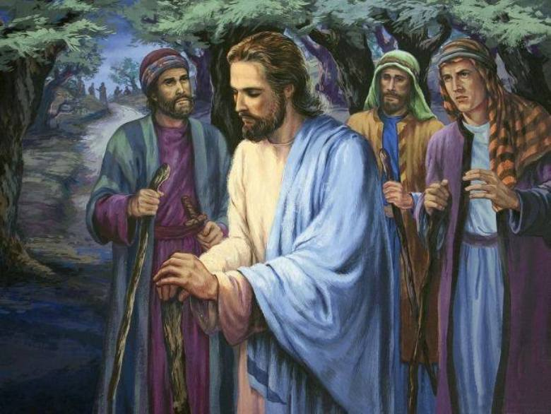 Luke 22b: Jesus Was Sorrowful About What He Was Going to Suffer.