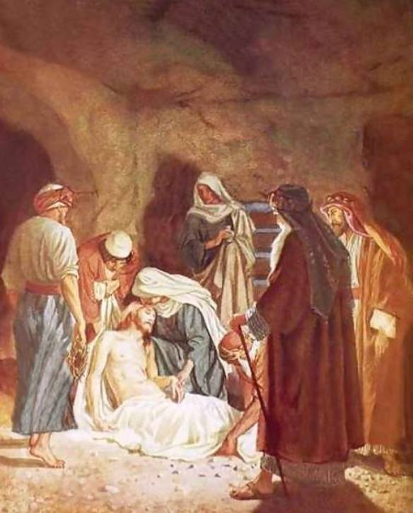 Luke 23 – Jesus Was Tried, Crucified, and Buried