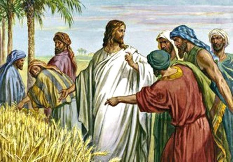 Luke 6a – Jesus Is Lord of the Sabbath
